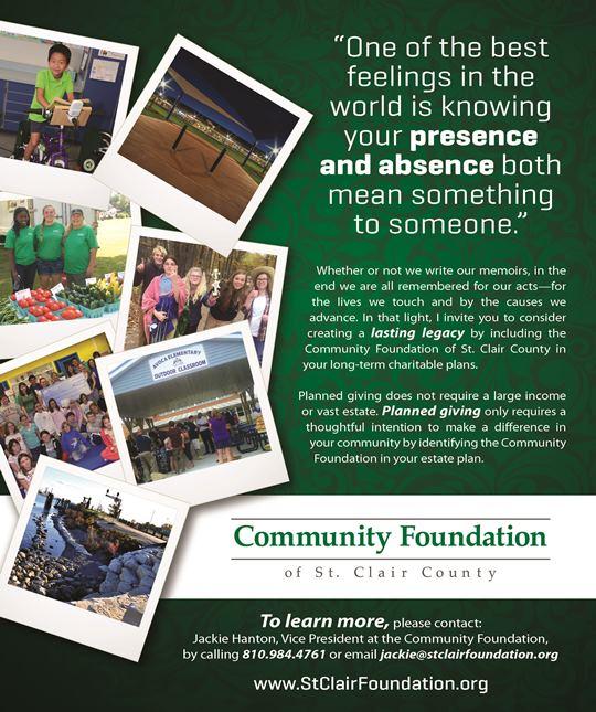 Legacy Society | Community Foundation