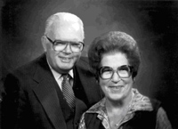 John F. Wismer and Rose Marie Wismer
